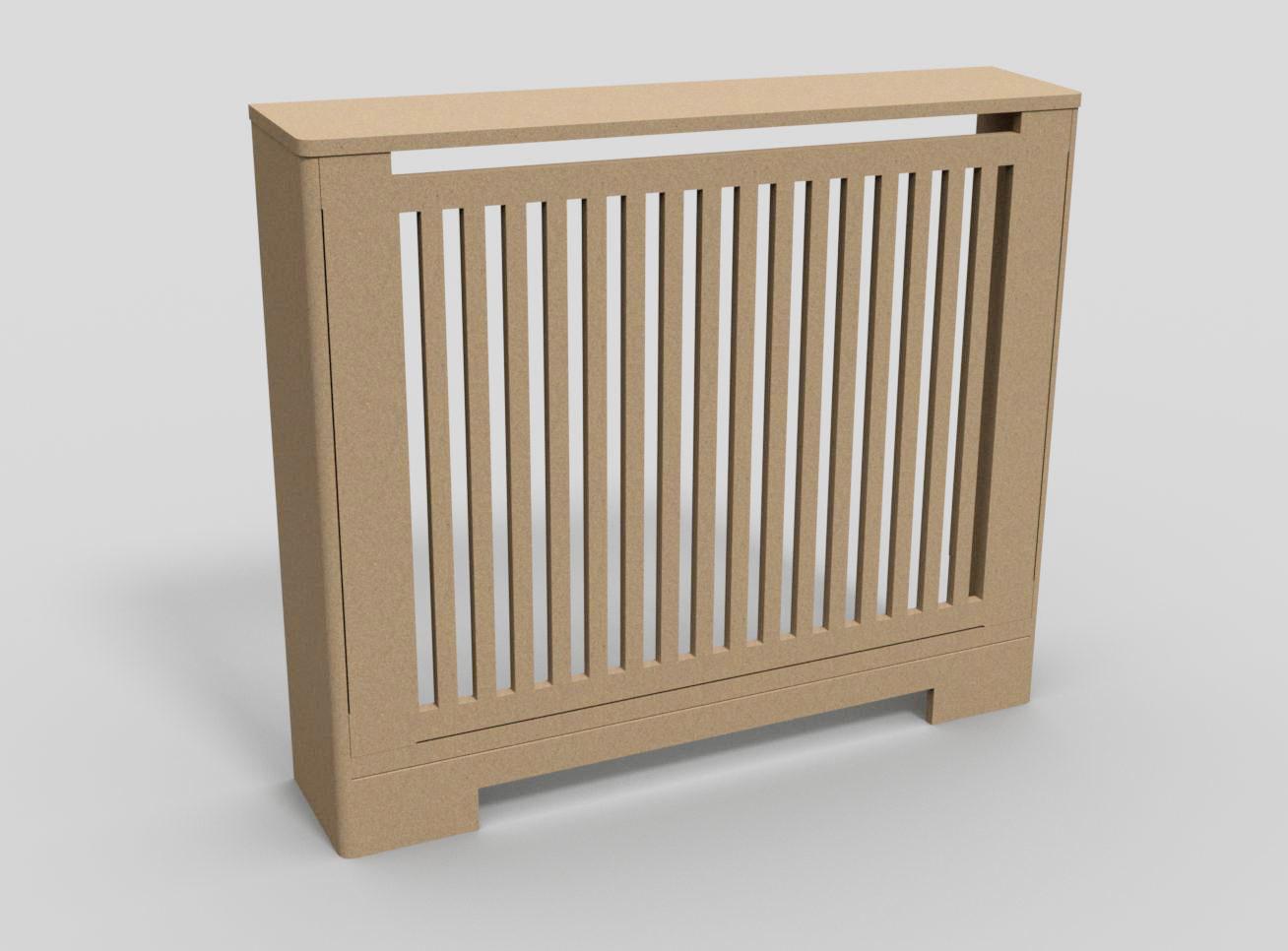 radiator cover C02-MDF