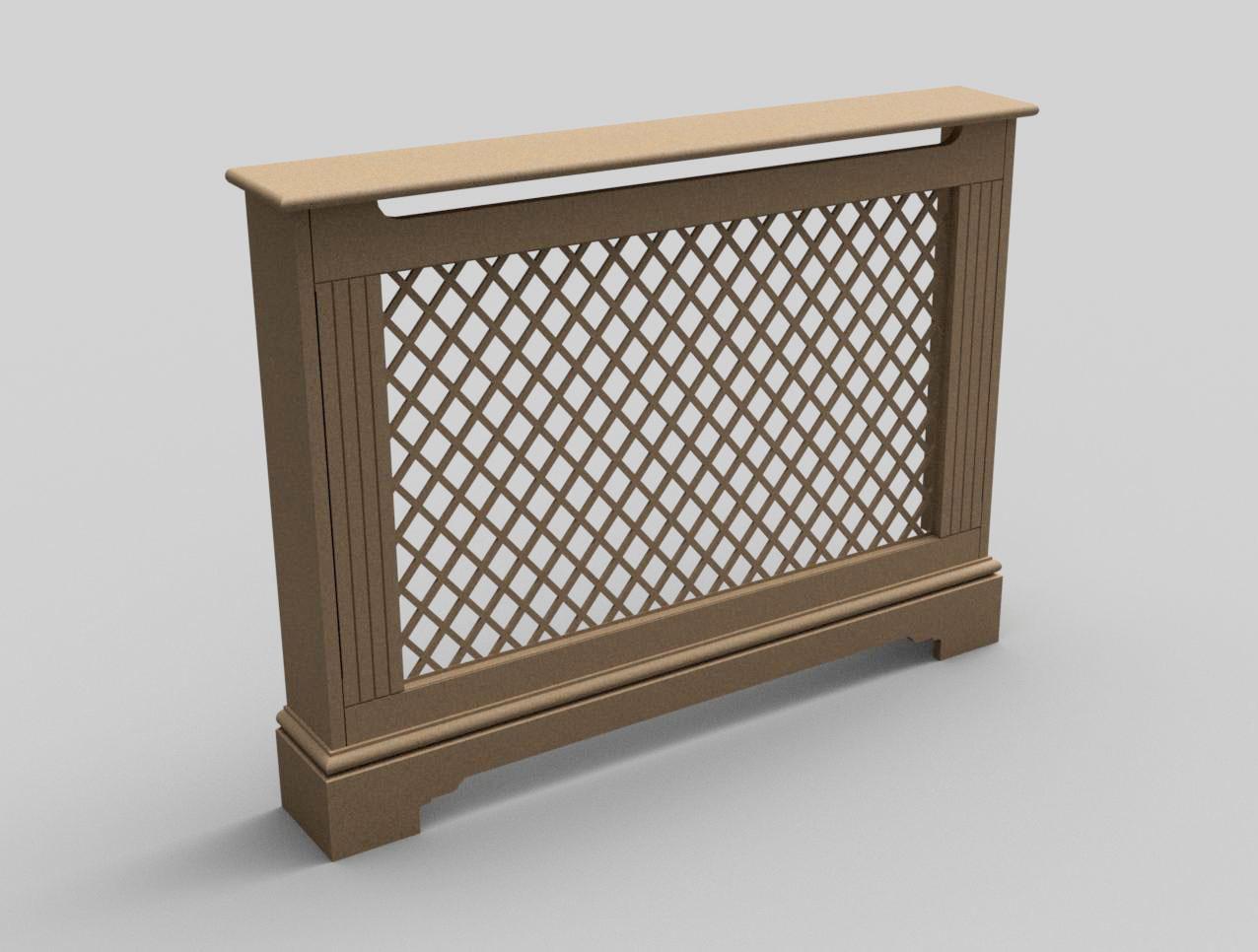 radiator cover 13
