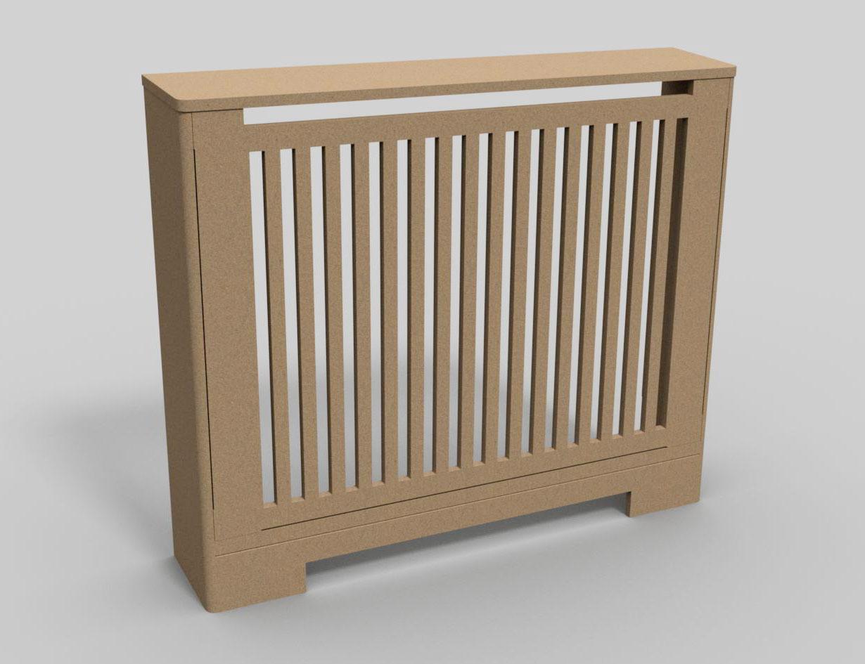 radiator cover 9